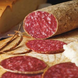 Salsiz-vom-Iberico (aus Eichefütterung de Bellota)