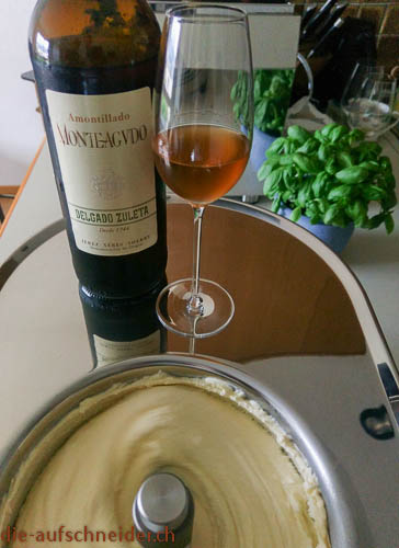 Amontillado Eis Cream