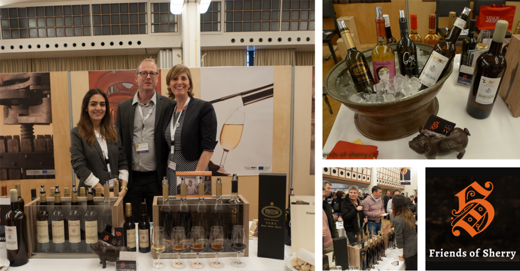Friends of Sherry in Zürich - Dia Del Vino 2017