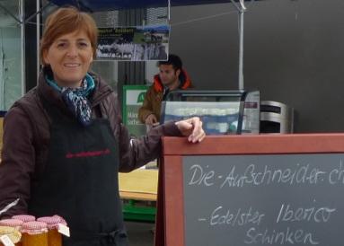 Monika Schweize - die Aufschneider