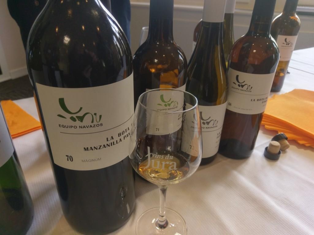 Sherry im Jura - Syposium de Vins de Voile